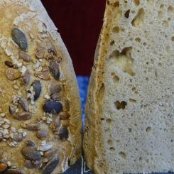 Pan de semillas Celikatessen
