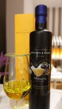Arbequina Bronze&Mora