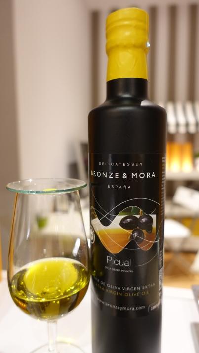 Picual Bronze&Mora