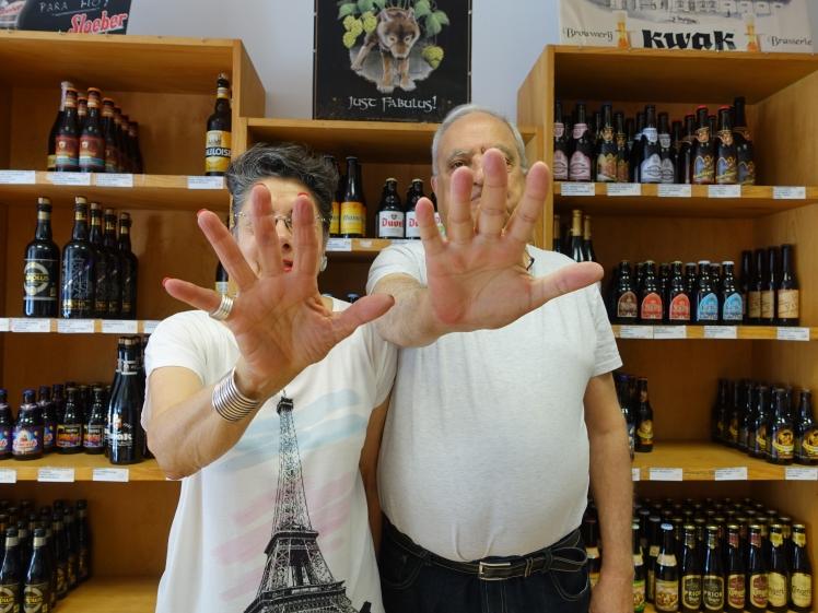 Norma y Yelly de La Maison Belge