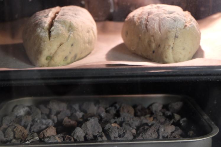 Pan 100% trigo sarraceno y semillas