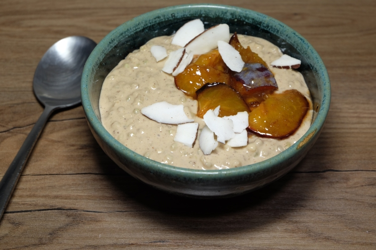 trigo sarraceno estilo chai masala