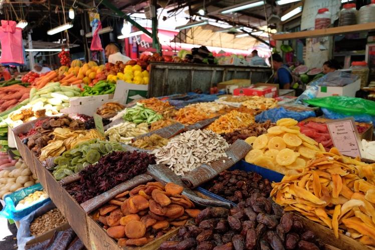Mercados de Israel