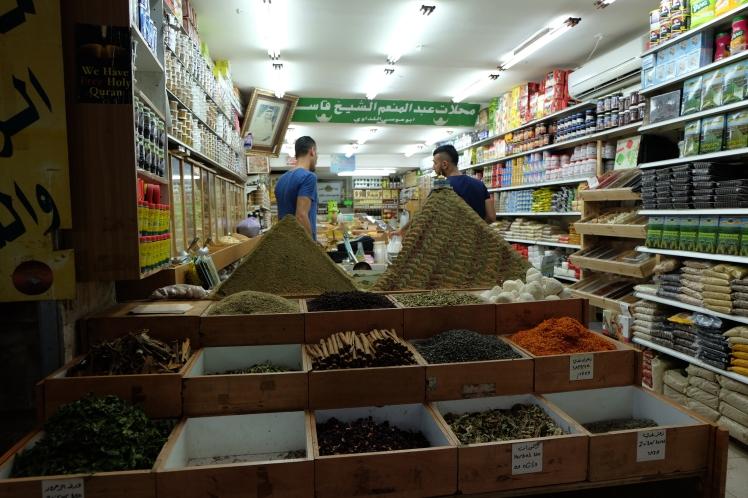 Mercados Israel