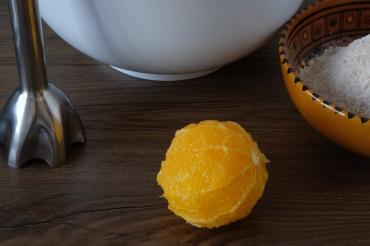 Bizcocho de naranja