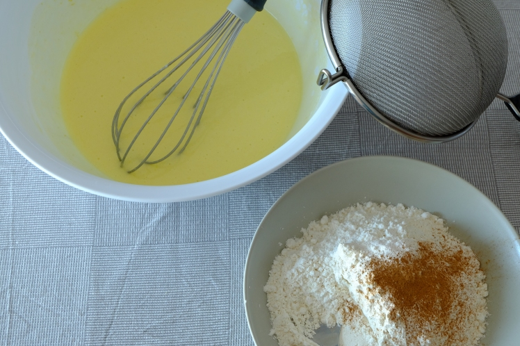 bizcocho de yogur y limón