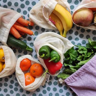 Reducción de residuos en nuestro hogar y compra