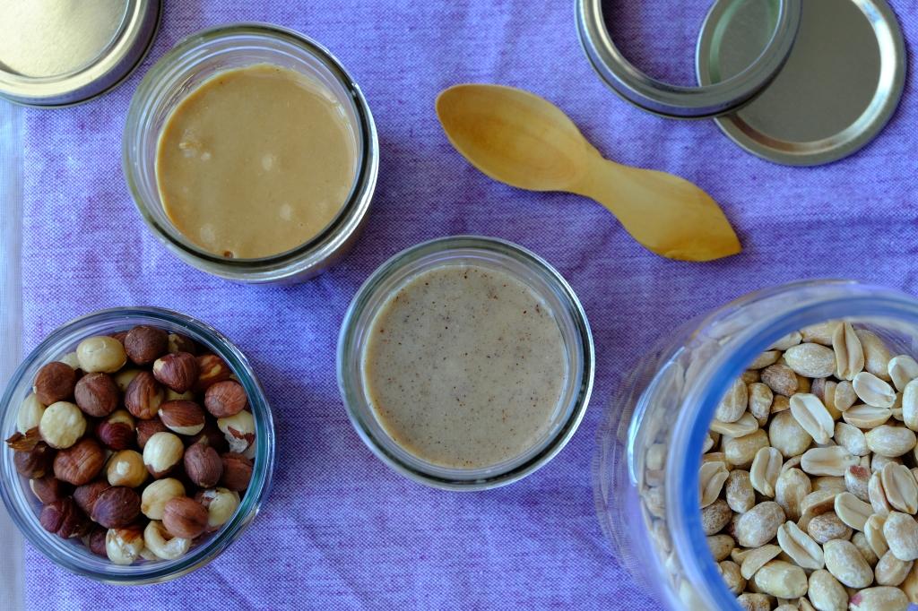 Mantecas de frutos secos