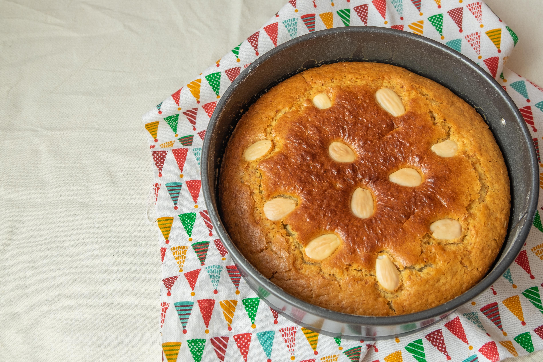 torta de aceite malagueña
