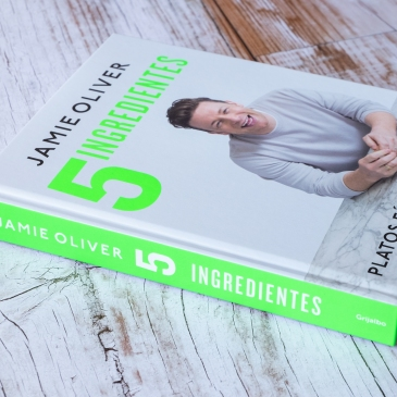 5 ingredientes Jamie Oliver