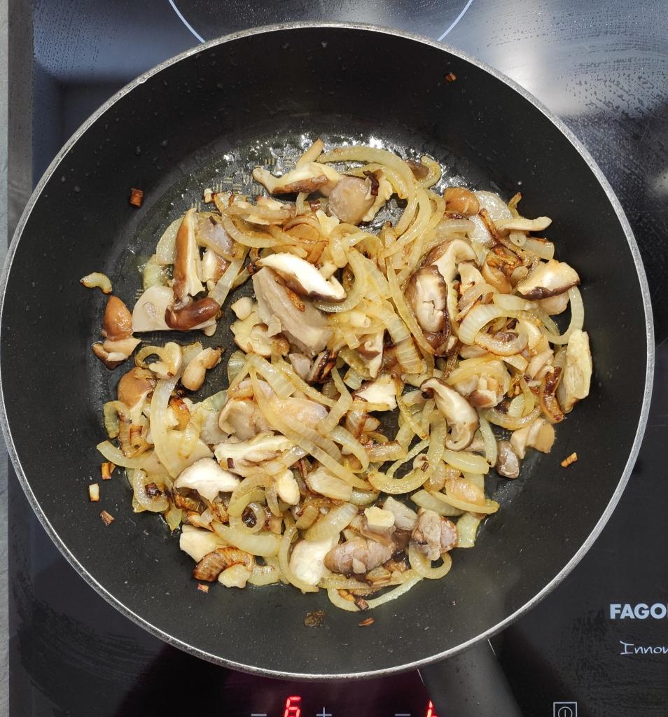pollo cremoso con mostaza
