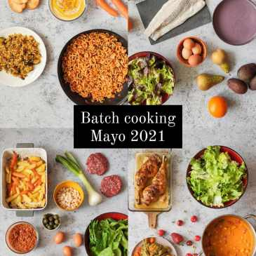 batch cooking mayo 2021