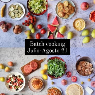 batch cooking julio-agosto 21